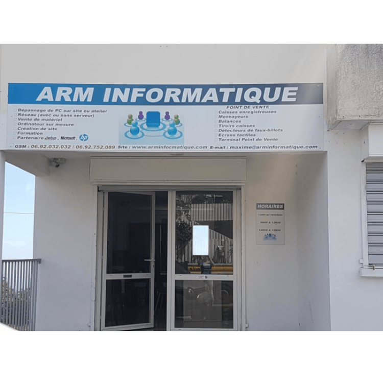 Magasin ARM Informatique Réunion 974